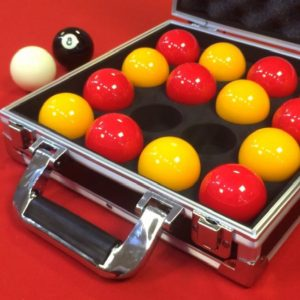 Camelot Pool Ball Carry Case SL