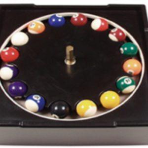 Camelot Snooker & Pool Ball Polishing Machine-16 Balls