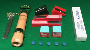 Snooker-Pool Tweeten Re-Tipping Bundle