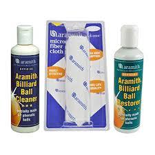 Aramith Ball Cleaning Kit