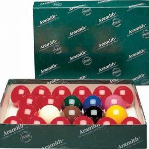 Aramith Premier Snooker Ball Set 52mm 2 1/16″