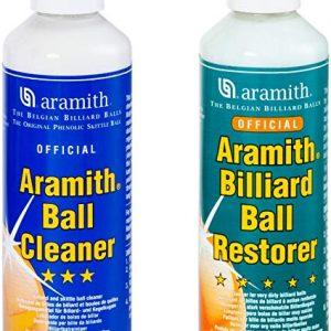 Aramith Ball Cleaner & Restorer