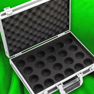 Snooker Ball Cases & Trays
