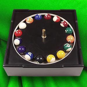 Snooker & Pool Ball Washers & Cleansers
