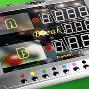 Snooker Lighting & Scoring