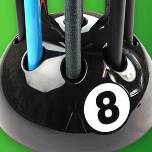 Snooker & Pool Cue Racks & Stands