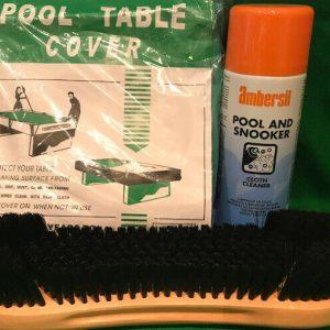 Pool Table Care Bundle