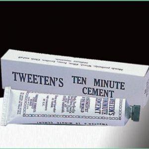 Tweetens 10 Minute Tip Cement